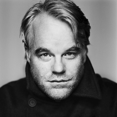 El actor Philip Seymour Hoffman