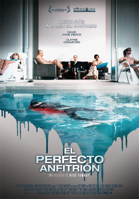 Poster de El Perfecto Anfitrión