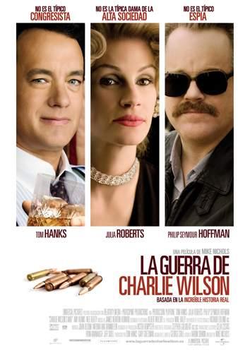 Poster de La Guerra de Charlie Wilson