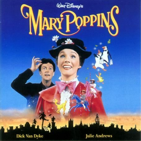 Poster de Mary Poppins