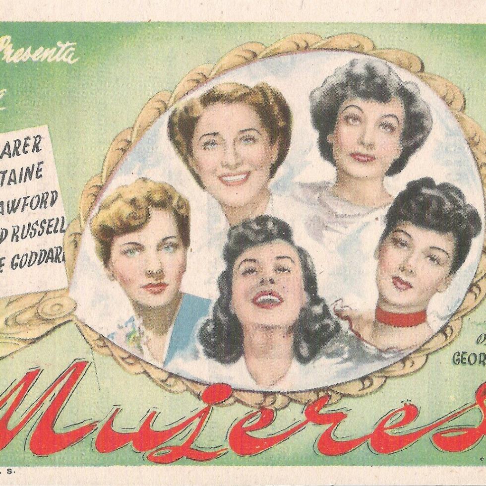 Poster de Mujeres