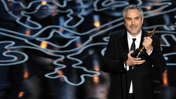 Alfonso Cuarón y su Oscar 2014