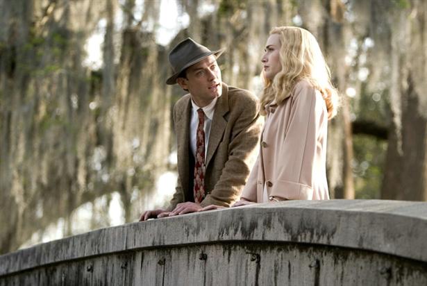 Jude Law y Kate Winslet en Todos los Hombres del Rey