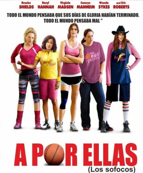 Poster de A Por Ellas