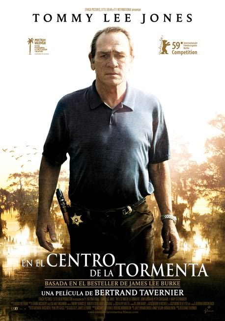 Poster de En el Centro de la Tormenta