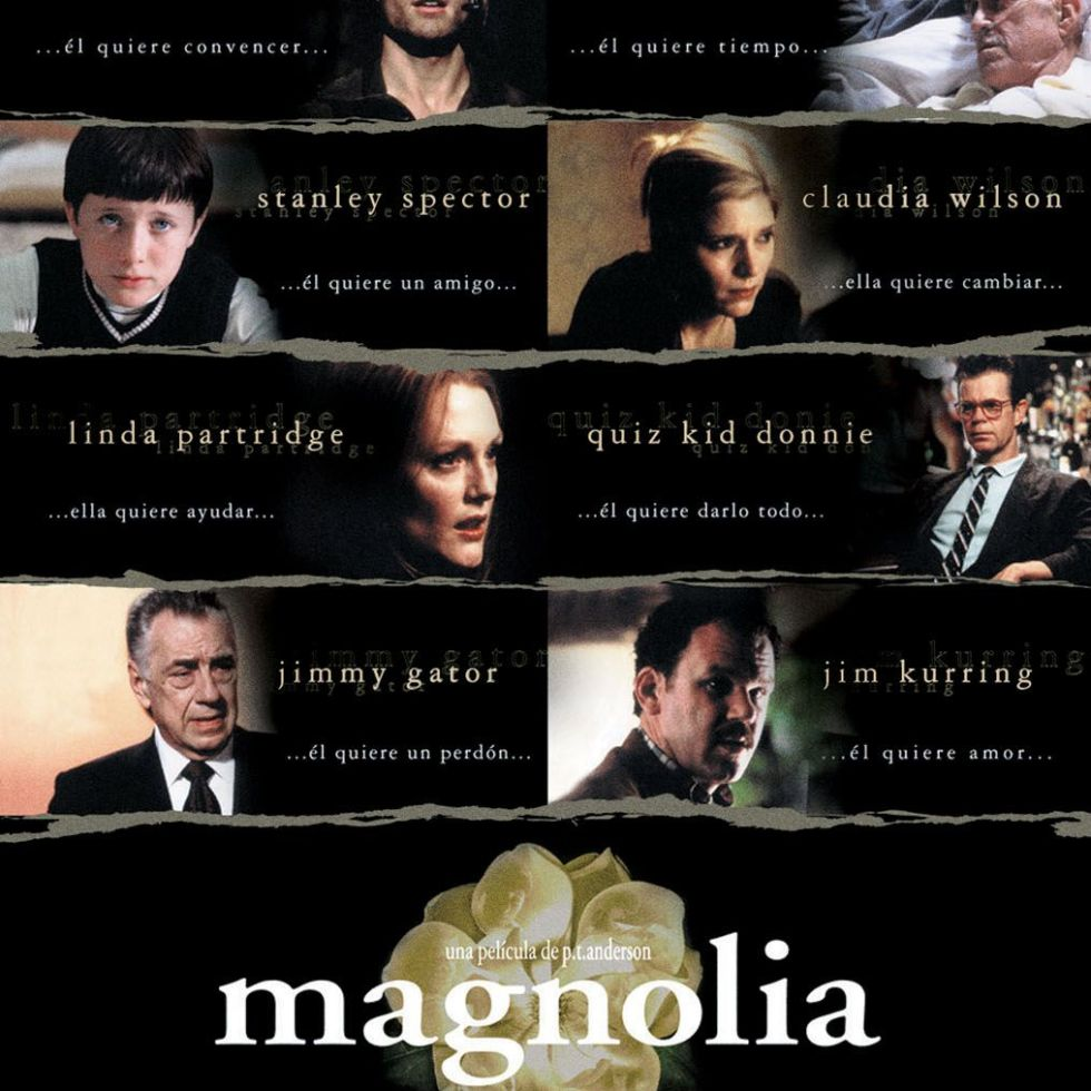 Poster de Magnolia