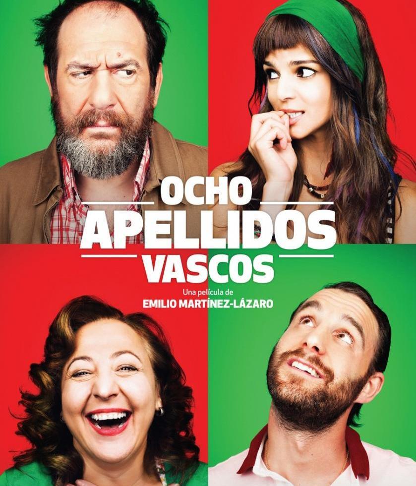 Poster de Ocho Apellidos Vascos