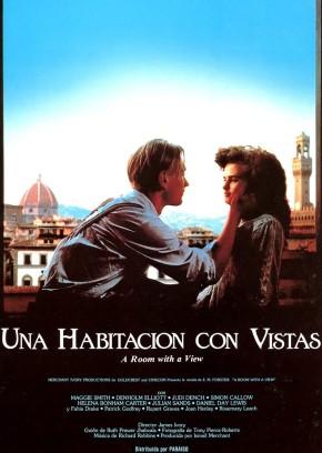 Poster de Una Habitación con Vistas