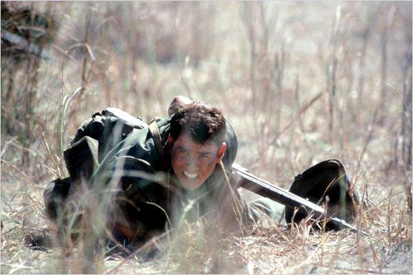 Tom Cruise en Vietnam en Nacido el Cuatro de Julio
