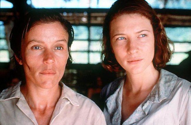 Frances McDormand y Cate Blanchett en Camino al Paraíso