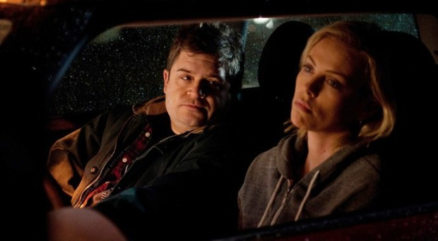 Patton Oswalt y Charlize Theron en Young Adult
