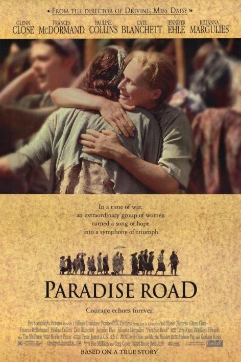 Poster de Camino al Paraíso