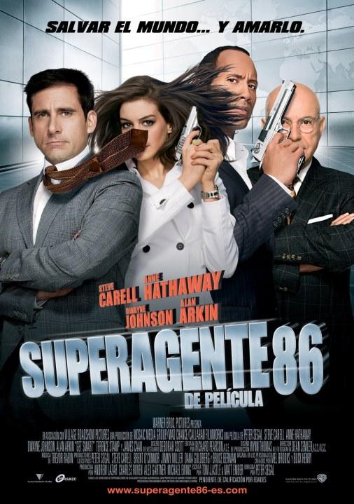 Poster Superagente 86