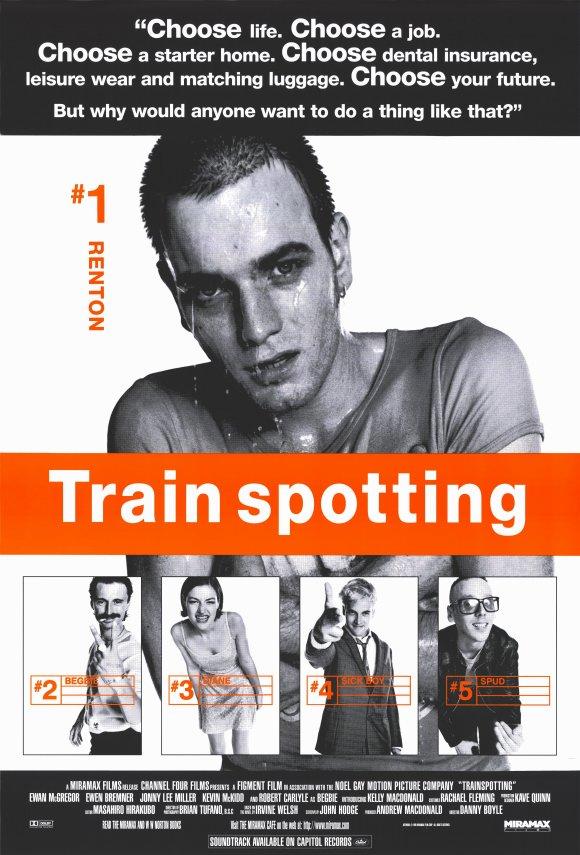 Poster de Trainspotting