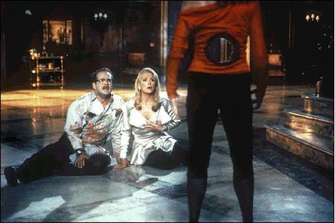 Bruce Willis y Meryl Streep en La Muerte os Sienta tan Bien