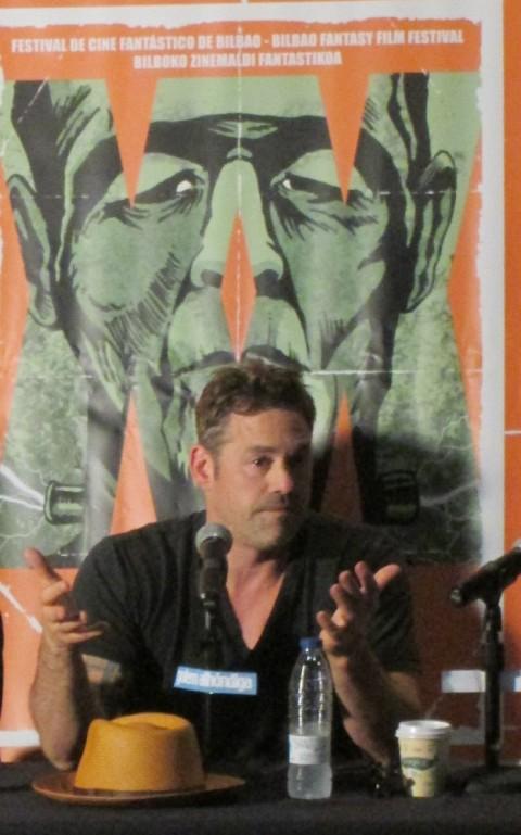 Nicholas Brendon en FANT 2014 presentando Coherence
