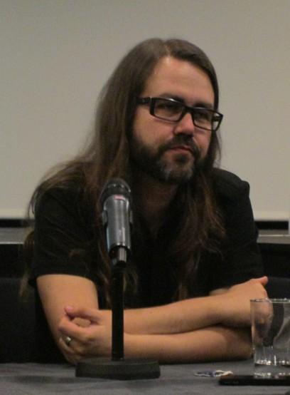 Borja Crespo en FANT 2014