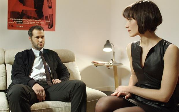 Richard Sahagún y Mónica Miranda en Neuroworld