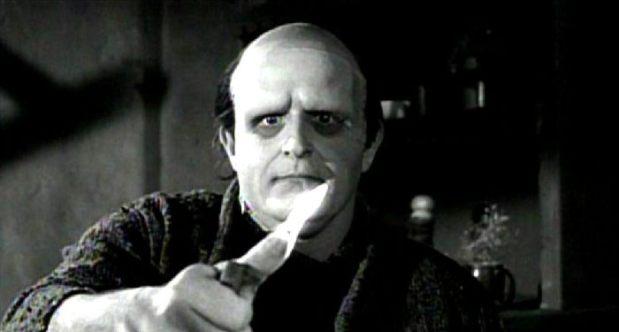 Peter Boyle en El Jovencito Frankenstein