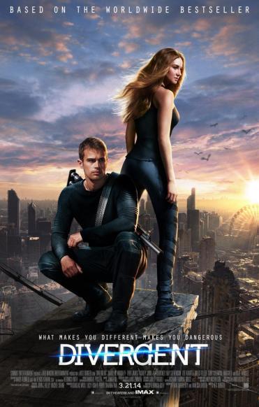 Poster de Divergente