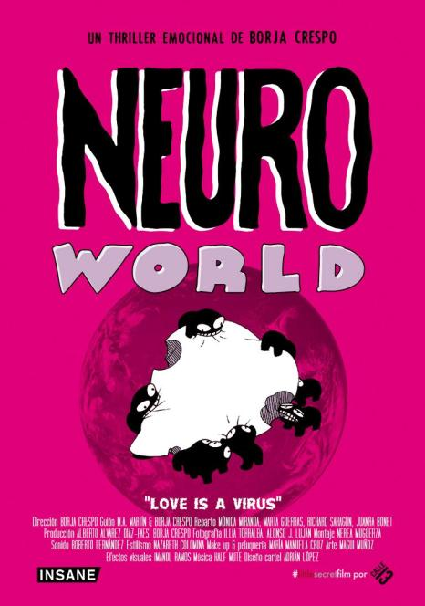 Poster de Neuroworld