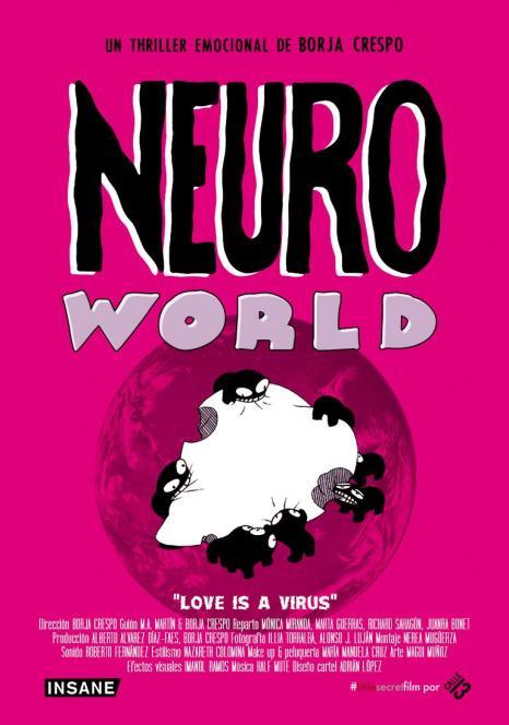 Poster de Neuroworld