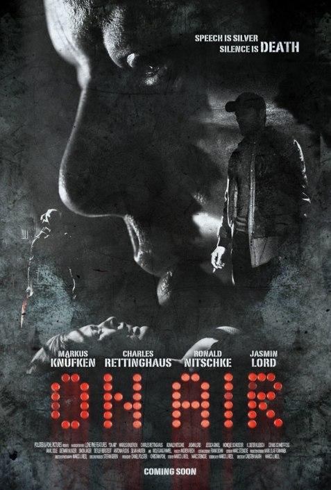 Poster de On Air