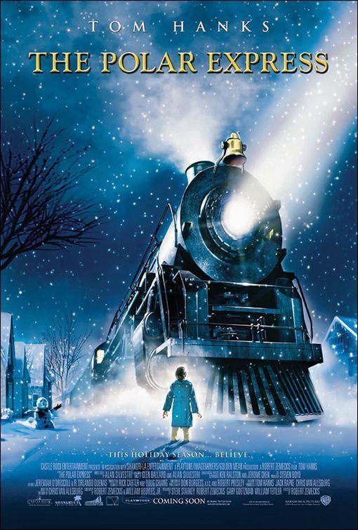 Poster de Polar Express