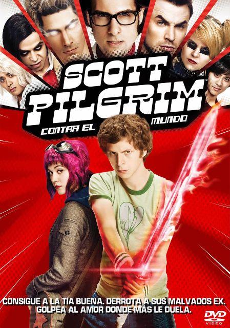 Poster de Scott Pilgrim Contra el Mundo