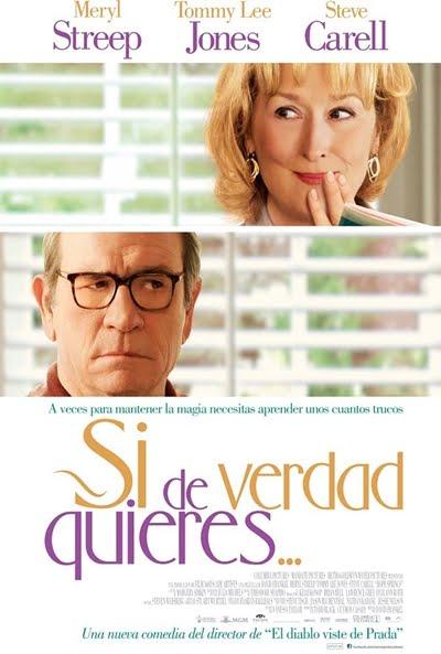 Poster de Si de Verdad Quieres...