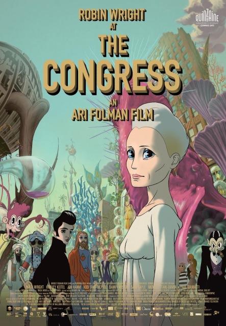 Poster de The Congress