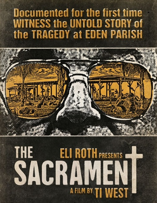 Poster de The Sacrament