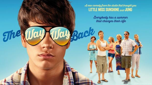 Poster de The Way Way Back: El Camino de Vuelta