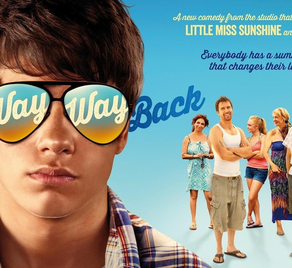 Poster de The Way Way Back: El Camino de Vuelta