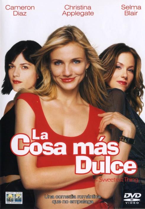 Poster de La Cosa más Dulce