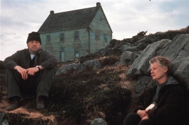 Kevin Spacey y Judi Dench en Atando Cabos