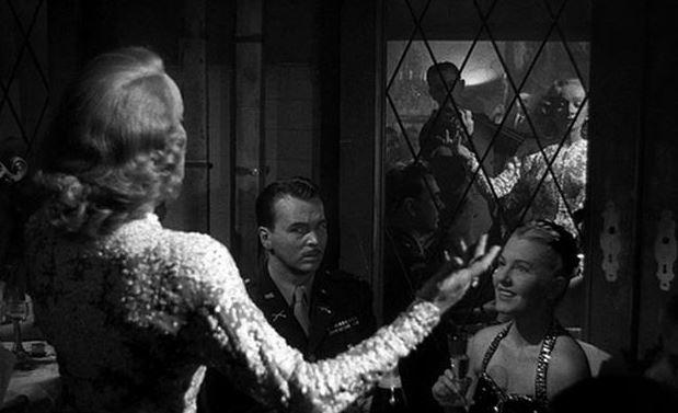 Marlene Dietrich, John Lund y Jean Arthur en Berlín Occidente