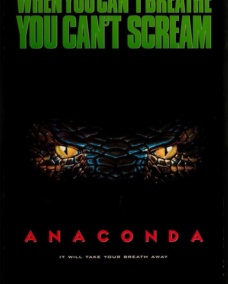 Poster de Anaconda