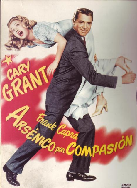 Poster de Arsénico por Compasión