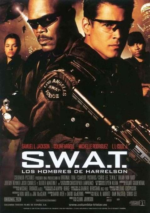 S.W.A.T.: Los Hombres de Poster de Harrelson