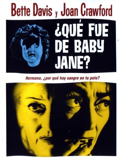 Poster de ¿Qué fue de Baby Jane?