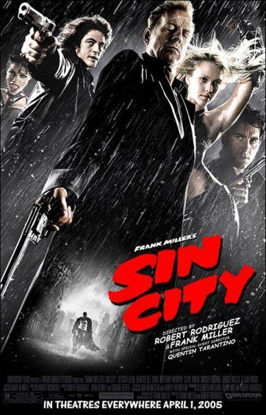 Poster de Sin City