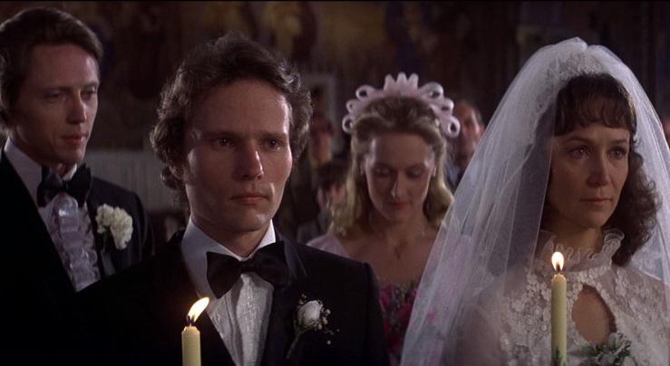 John Savage, Rutanya Alda, Christopher Walken y Meryl Streep en El Cazador