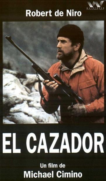 Poster de El Cazador