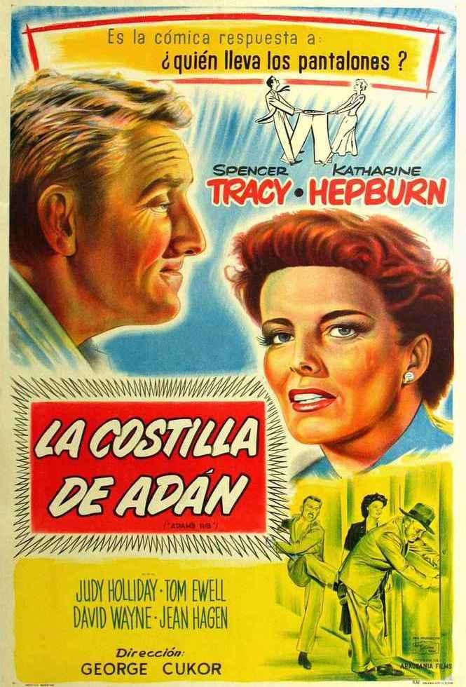 Poster de La Costilla de Adán