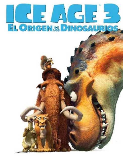 Poster de Ice Age 3