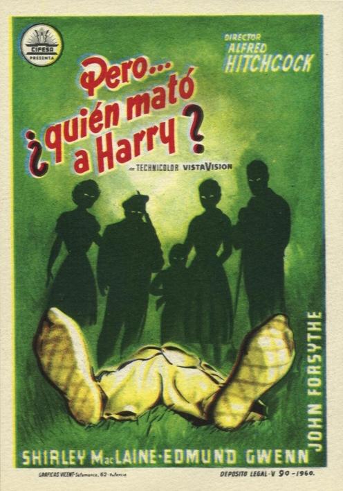 Poster de Pero... ¿Quién Mató a Harry?