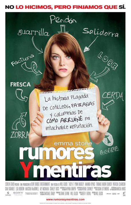 Poster de Rumores y Mentiras
