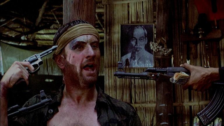 Robert De Niro en El Cazador