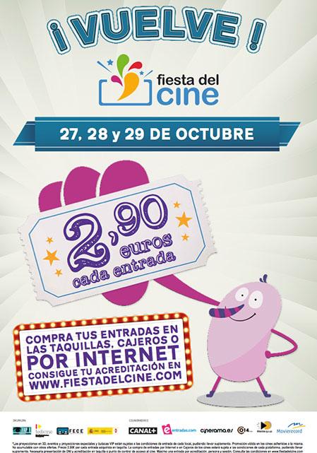 Fiesta del Cine octubre 2014